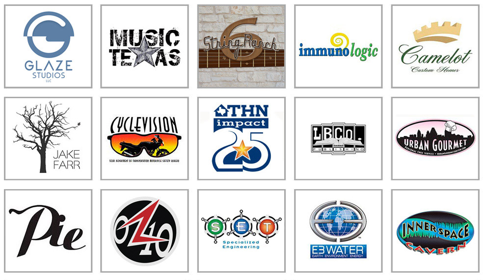 Logo Design Austin Texas