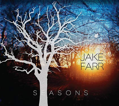 Jake Farr CD Cover Art